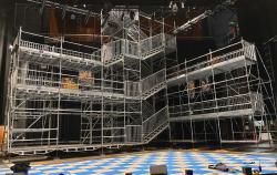 Proscaf takes centre stage at Queensland Conservatorium
